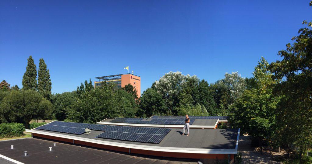 Anker zonnepanelen panorama